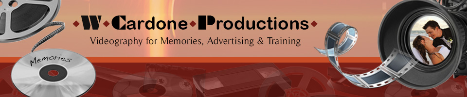 W. Cardone Productions Blog